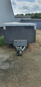 used trailer chassis