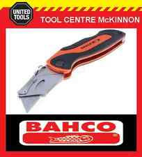 BAHCO KBSU-01 FOLDING SPORTS LOCKBACK UTILITY / STANLEY KNIFE