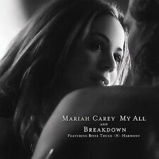 Carey, Mariah, My All / Breakdown / Roof / Fly Away, Excellent Single