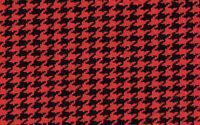 Tela Asiento para OPEL Y A. en rojo negro NUEVO