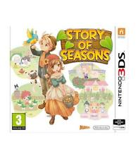 Story of Seasons Nintendo 3DS PAL España completo