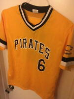PITTSBURGH PIRATES PNC PARK SGA STARLING MARTE #6 JERSEY - YOUTH XL