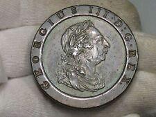 Better Grade 1797 2d Two Pence GB Great Britain Cartwheel George III.  #56