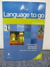 Language to Go Intermediate Students Book by Robin Wileman, Araminta Crace