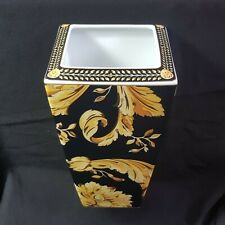 Rosenthal Versace Vanity 24cm Vase, As New.