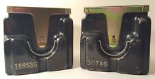 Two Scarce & Vintage Cash Boxes for the Old Western Electric 3 Slot Paystations