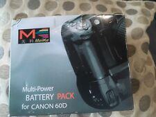 Meikemulti power battery pack for canon 60D .