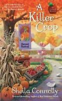 (Very Good)-A Killer Crop (Orchard Mysteries) (Mass Market Paperback)-Connolly,