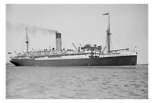 WANDILLA - Adelaide Steam Ship Co, Australia Digital Photo Postcard