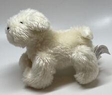 "Vintage 1993 Muffy Vanderbear Lulu McFluff Stuffed Animal Dog 5"""