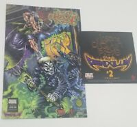 Insane Clown Posse  - The Pendulum 2 Comic Book & CD Alt Cover twiztid icp blaze