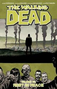 The Walking Dead TP Volume 32 Rest In Peace Softcover Graphic Novel