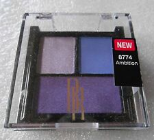 """BLACK RADIANCE URBAN IDENTITY SHADOW TRIO """"AMBITION"""" .08oz COMPACT, COOL COLORS!"""