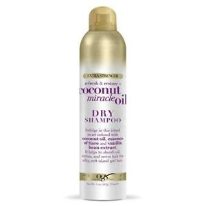 OGX Full Body Renew Dry Shampoo, Choose From 4 Types of Scent