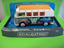 "SCALEXTRIC VW Bus Camper Van t1b ""Atlantis Camper"" Ref. c3891"