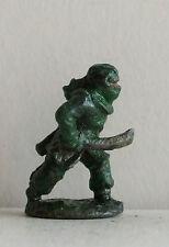 Citadel Metal pre-slotta C04 ladrón 1982 fuera de imprenta (8) FF48-2 desierto Nomad Con Espada