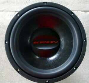 """Orion C12D2, 12"""" (30cm), Subwoofer Power 400 Watts, Deep Resonating Bass Notes"""