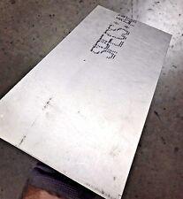 "Titanium Plate 6AL4V 6"" x 12"" x .063"""