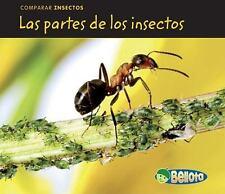Las partes de los insectos (Bug Parts) (Bellota) (Spanish Edition)-ExLibrary
