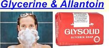 Glysolid Soap 125g with Glycerine & Allantoin for Sensitive, Stressed, Dry Skin