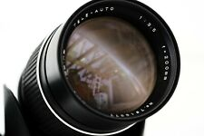 TOKINA TELE-AUTO 200mm f3,5 - Minolta MD mount  lens made in Japan