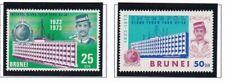 Album Treasures Brunei  Scott # 188-189  Interpol  Mint LH