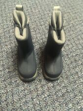 Lands End Toddler Snow Boots Navy Size 5