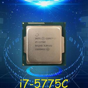 Intel i7-5775C 3.30 GHz 4Core-8Threads SR2AG GPU LGA-1150 Z97 H97 CPU Processor