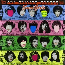 ROLLING STONES 'Some girls' Vinyle LP New Sealed - 2009 REISSUE