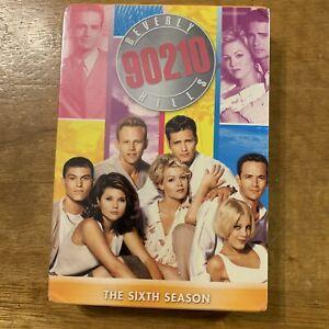Beverly Hills, 90210: The Sixth Season 6 Six (DVD Box Set) New