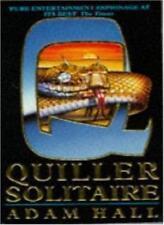 Quiller Solitaire-Adam Hall, 9780747239765