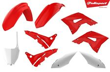 Honda Restyle Plástico Kit CR 125/250 2002 - 2007 OEM Rojo 90772 Motocross