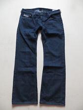Diesel ZATINY wash 0088Z Jeans Hose W 34 /L 32, dark indigo Bootcut Denim, TOP !