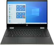 "Brand New HP Pavilion x360 14"" Touch Laptop - Core i3 - 8GB RAM - 128GB SSD"