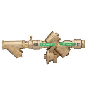 "2"" Wilkins Zurn 2-975XL2S Reduced Pressure Principle Backflow + WYE Strainer"