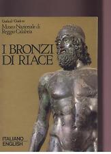 I BRONZI DI RIACE MUSEO NAZIONALE REGGIO CALABRIA ITALIANO INGLESE