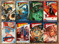 Supergirl TPB Graphic Novel Lot New 52 Rebirth Vol 1 2 3 4 Silver Age Superman