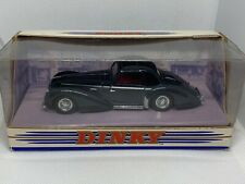 DINKY COLLECTION Matchbox DY-14 Delahaye Black 145 Brand NEW in Box