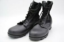 Rothco Military Jungle Boots Black Size US 10R Used