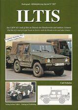 Tankograd 5057: Iltis, der LKW 0,5t im Dienste der Bundeswehr  Jeep/Modellbau/VW