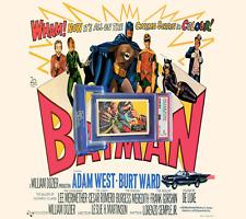 1966 A&BC Batman CHLOROFORM VICTIM #6 MINT 9 NONE HIGHER - Vintage garno PSA