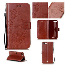 For Apple iPhone 4 4S Magnetic Pattern PU Leather Wallet Flip Stand Case Cover