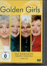 THE GOLDEN GIRLS SERIES ONE-DVD-4 DISC SET-BEA  ARTHUR-BETTY WHITE-COMEDY CLASSI