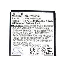Batterie Compatible BATCOMPHTC35H00166  pour HTC   sensation xe