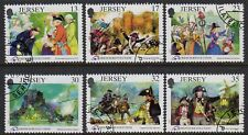 Jersey 1989 French Revolution set very fine used