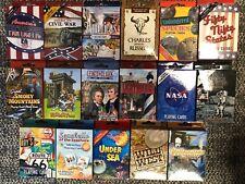 Souvenir Themes Collection- 17 Decks- Souvenir Playing Cards Casino Quality