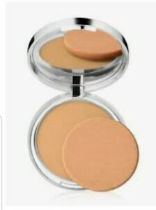 Clinique Stay - Matte Sheer Pressed Powder #28 Stay Walnut ( M ) Oil Free NIB