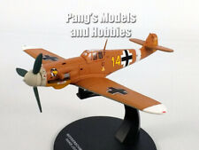 Messerschmitt Bf-109F Trop (Bf-109) 1942 1/72 Scale Diecast and Plastic Model