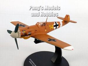 Messerschmitt Bf-109F Trop (Bf-109) 1942 1/72 Scale Diecast Model