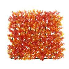 81pcs Lawn Reddish Orange Maple Model Trees Train Railway Scenery Layout #4